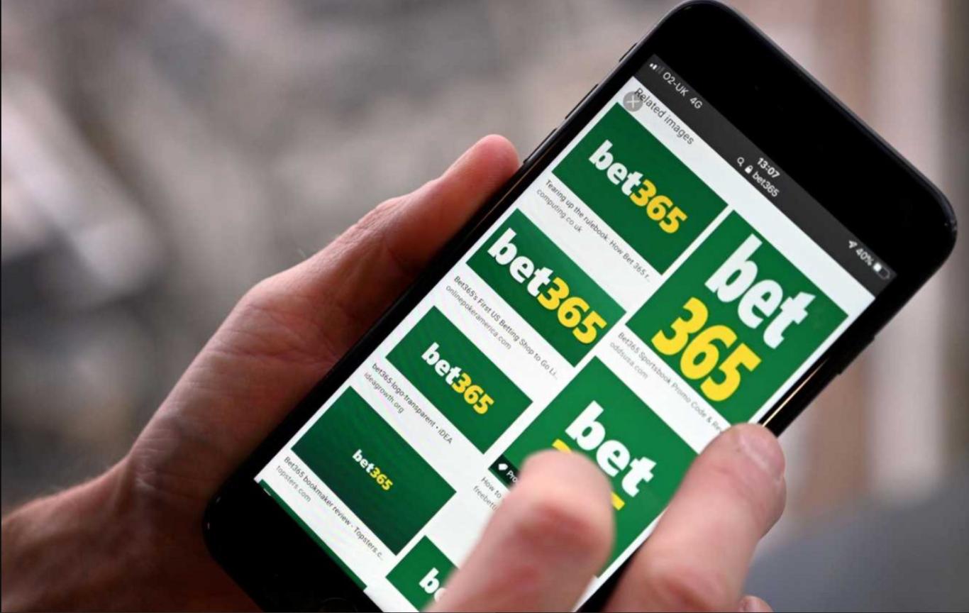 Recursos do aplicativo Bet365 mobile