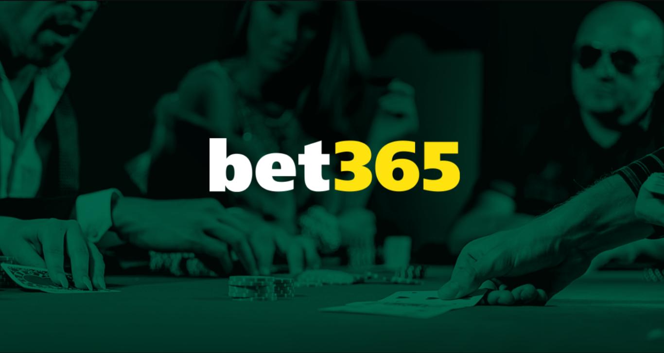 Bónus de Boas-vindas Bet365 casa de apostas