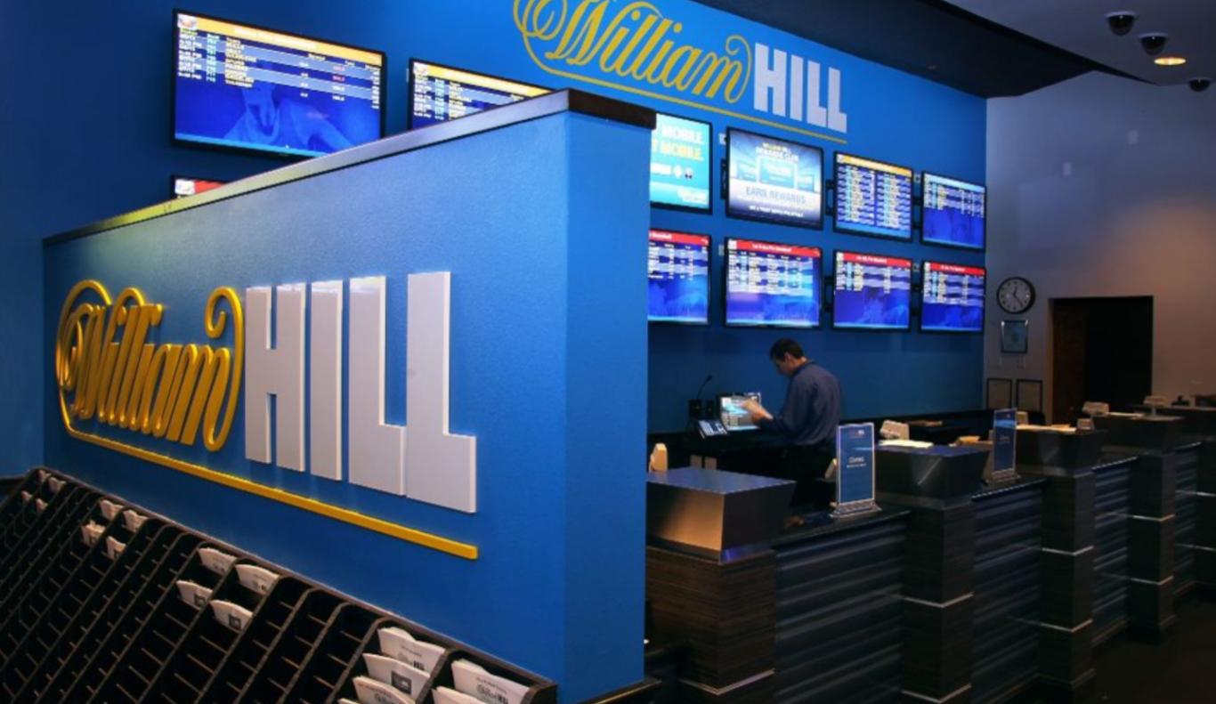 William Hill Android de software móvel